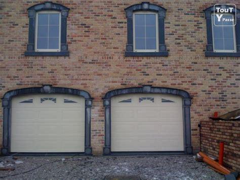 porte de garage hormann 2 portes disponibles