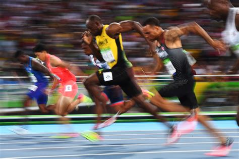 "How Fast Does Usain Bolt Run? He's Called The ""fastest Man"