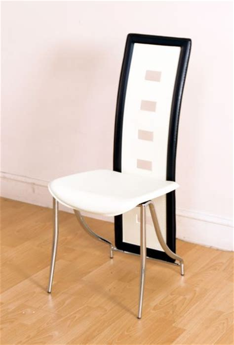 modern white leather dining room chairs dining chairs