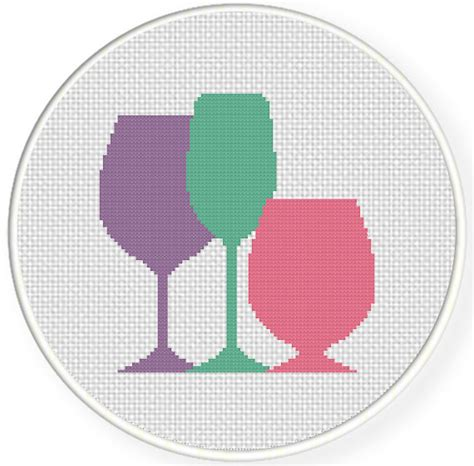 colorful wine glasses charts club members only colorful wine glasses cross