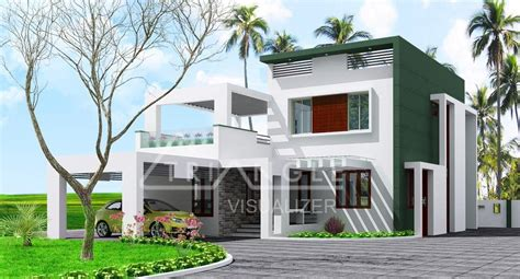 cost contemporary kerala home design   sqft