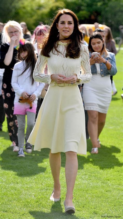 Kate Middleton's See By Chloe Dress (see Pictures & Where