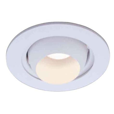 recessed lighting eyeball replacement progress lighting 6 in white regressed mini eyeball trim