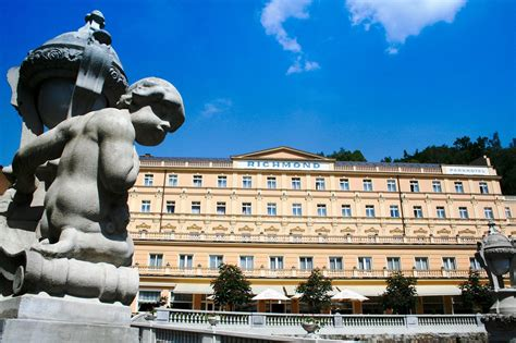 Japanischer Garten Karlovy Vary by Parkhotel Richmond Karlovy Vary Průvodce Hotely