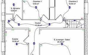 electricite archives With plan electrique d une maison