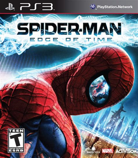 spider man edge  time playstation  ign