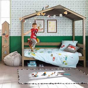 Lit Bébé Maison Du Monde : habitaciones infantiles de maison du monde ~ Teatrodelosmanantiales.com Idées de Décoration