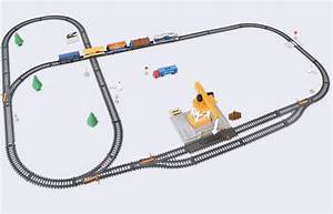 Electric Power Train World Toys For Kids  Toy Train Track
