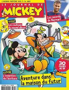 Le Journal De Mickey Abonnement : abonnement le journal de mickey pas cher avec le bouquet ~ Maxctalentgroup.com Avis de Voitures