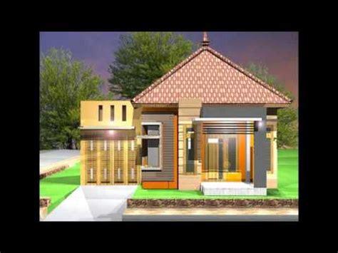 desain tata ruang rumah sederhana youtube
