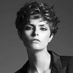 Coiffure Automne Hiver 2017 : coiffures coupes courtes tendances automne hiver 2017 2018 page 4 ~ Melissatoandfro.com Idées de Décoration