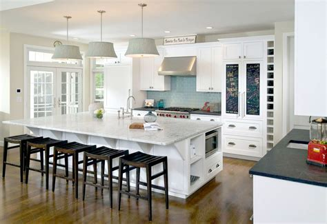 pictures of kitchen islands with seating beautiful white kitchen designs ideas