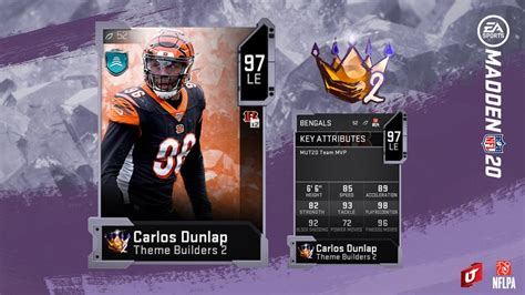 Madden NFL 20 Ultimate Team Database   Muthead