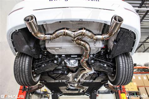 meisterschaft bmw  ixi exhaust systems  gmp
