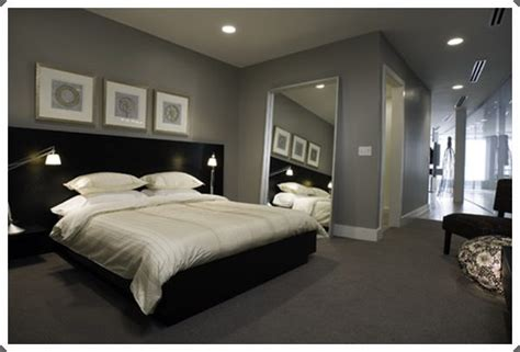 Bedroom Decor Ideas In Grey by 40 Grey Bedroom Ideas Basic Not Boring