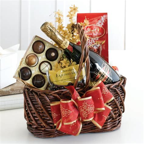 collectibles and gifts chocolate gift basket ideas