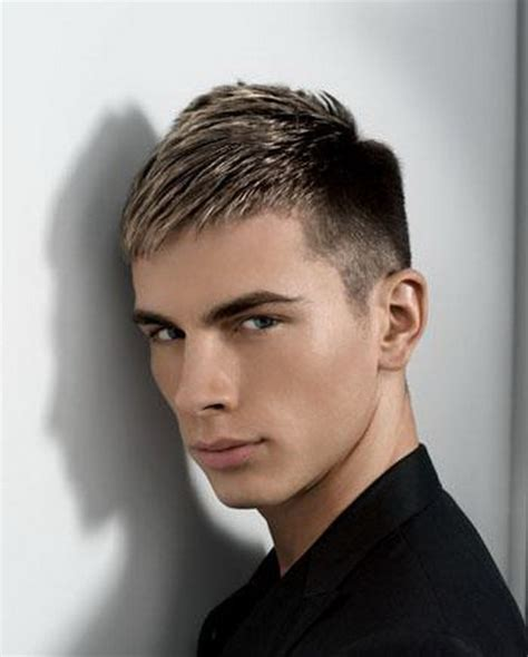 Some Cool Hairstyles by Cool Hairstyles For Boys With Hair