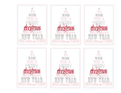 4 best images of merry christmas gift tag printable pdf