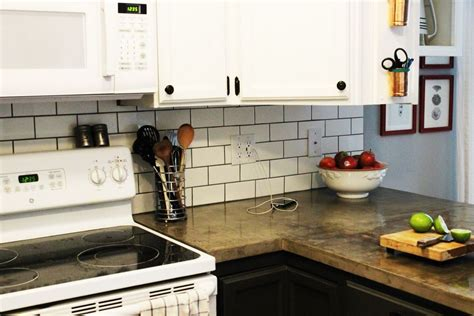 kitchen subway tile backsplash home improvements you can refresh your space with