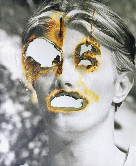 douglas gordon  portrait    david bowie