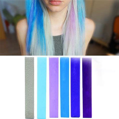 Hair Color Chalk Of Hair Color Chalks Dagpresscom