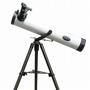 Cassini Astronomical Reflector Telescope Kit, 800x80mm ...