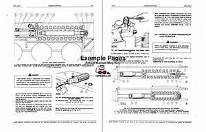 Fiat Allis Fl7  Fl7b Crawler Loader Service Manual