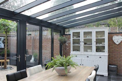 Polycarbonaat veranda daken