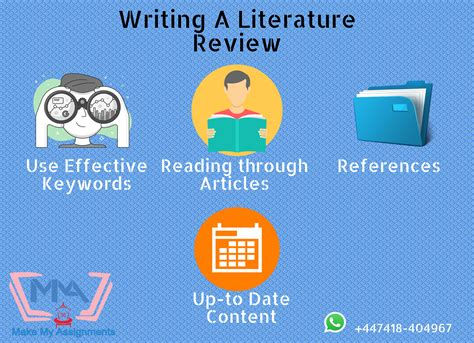 Tricks to write an effective Literature Review Assignment ...
