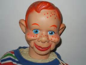 Howdy Doody Ventriloquist Doll