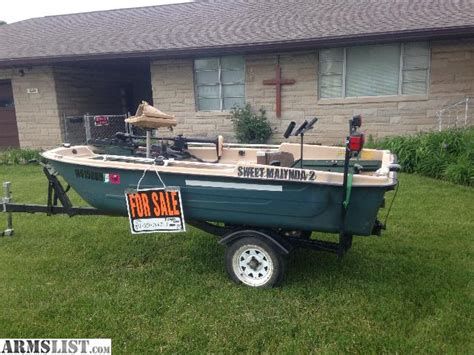 Used Sun Dolphin Jon Boat For Sale by Armslist For Sale 2 Seat Sun Dolphin Fishing Boat