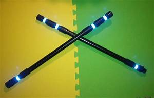 Nightwing/Robin Escrima Sticks/Staff Non by ...