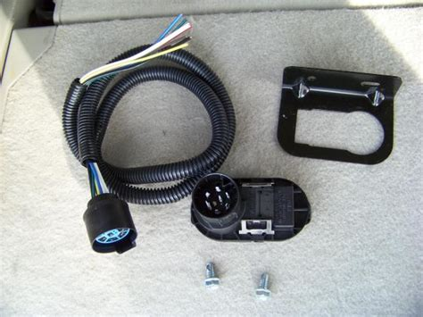 2007 Ford Expedition Trailer Wiring by Installing A 7 Blade Rv Connector On A Ford Expedition
