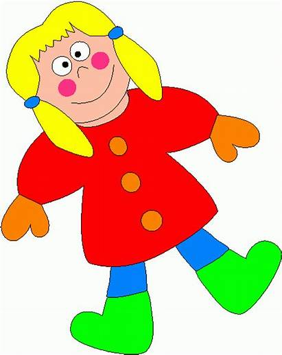 Doll Clipart Dolly Clip Dolls Cliparts Barbie