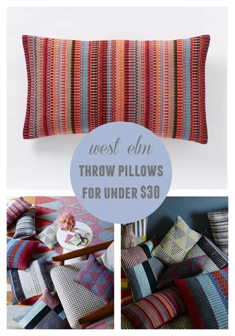 west elm pillows decorative throw pillows for 30 construction2style