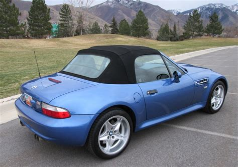 bmw z3 hardtop buy used 2000 bmw z3 m roadster convertible with factory