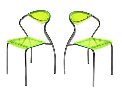 chaise plexi pas cher chaise plexi pas cher bricolage maison et décoration