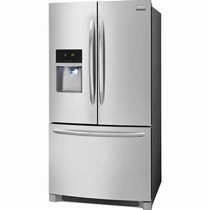 Refrigerator Door French Frigidaire Counter Depth Cu