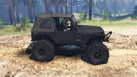 jeep wrangler yj jeep wrangler yj for spin tires