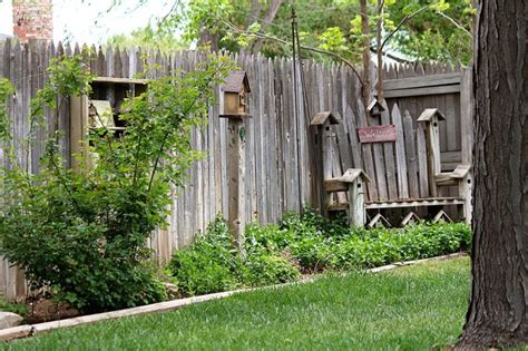 Backyard Wood Fence Ideas by Ideas For Privacy Fencing Landscaping Backyard Playscape