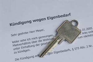 Kündigung Mietvertrag Eigenbedarf : k ndigungsschreiben wegen eigenbedarf der wohnung ~ Yasmunasinghe.com Haus und Dekorationen
