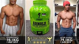 Arnold schwarzenegger 39 s blueprint trainer choose your goal blueprint to mass musclepharm arnold schwarzenegger series iron mass youtube malvernweather Choice Image