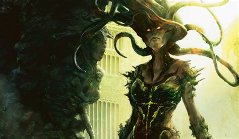 Vraska The Unseen Deck Modern by Vraska Planeswalkers Magic The Gathering
