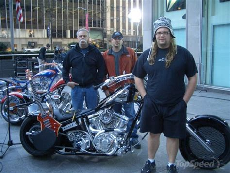 Occ Motorcycles Limited Edition Production Bike Line News