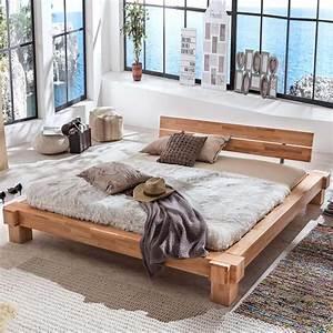Bett 200x200 Weiß Holz : bett kopervik 200x200 in kernbuche massiv ge lt ~ Bigdaddyawards.com Haus und Dekorationen