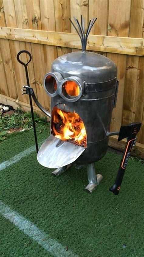 amazing metal fire pit designs diy vuurplaats