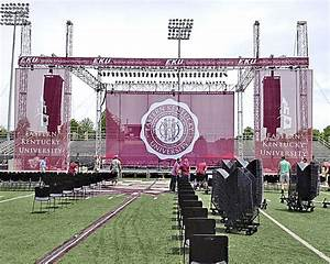 EKU setting stage for university-wide commencement | Local ...