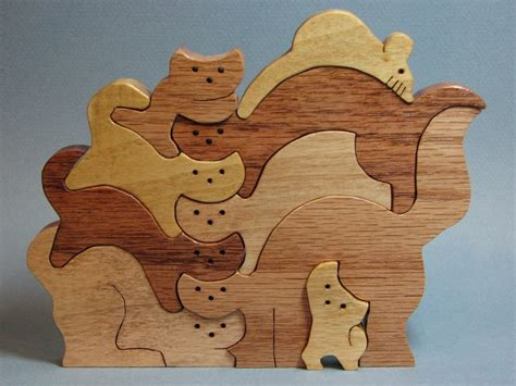 Double Purr Cat Puzzles