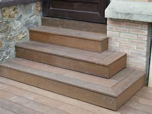 theme marches et escaliers photos de terrasse par themes With amazing escalier de maison exterieur 3 escalier exterieur en beton prefabrique sur mesure