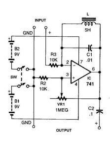 For Simple Ham Radio Circuit Diagram The